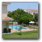 All villas have own pool,garden,BBQ,park
